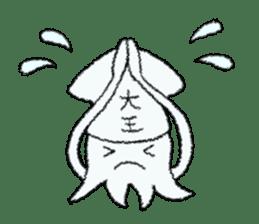 Squid boy sticker #1041488