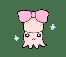 Squid boy sticker #1041520