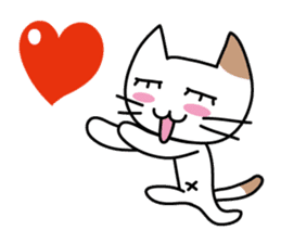 Buchi Nyanko sticker #1042809
