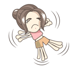 Miss Kimmy sticker #1043201