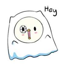 I am a cute owl [EN] sticker #1043533