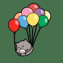 I am a cute owl [EN] sticker #1043559