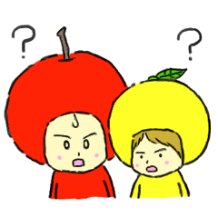 apple and orange English version