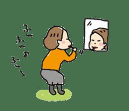 Canna and always sticker #1046611