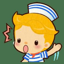 marine kids,Pirates and seamen sticker #1046726