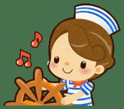 marine kids,Pirates and seamen sticker #1046732