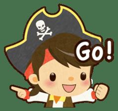 marine kids,Pirates and seamen sticker #1046733
