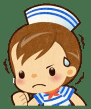 marine kids,Pirates and seamen sticker #1046750