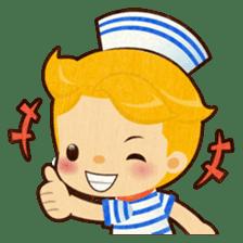 marine kids,Pirates and seamen sticker #1046751