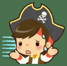 marine kids,Pirates and seamen sticker #1046752