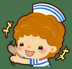 marine kids,Pirates and seamen sticker #1046754