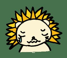 Herbivore Lion sticker #1047643