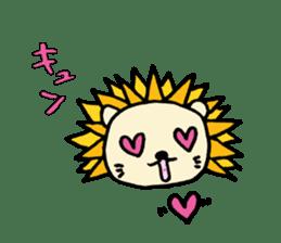 Herbivore Lion sticker #1047649