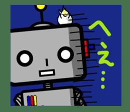 ROBO&bird sticker #1047873