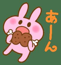 "Pleasant friends with ""Pyokotan""2 sticker #1047950"