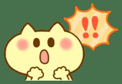 "Pleasant friends with ""Pyokotan""2 sticker #1047955"