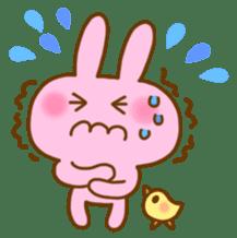 "Pleasant friends with ""Pyokotan""2 sticker #1047959"