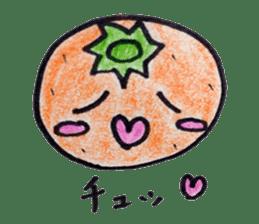 Mr.daily MIKAN sticker #1048173