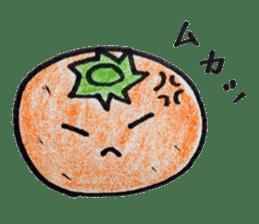 Mr.daily MIKAN sticker #1048182