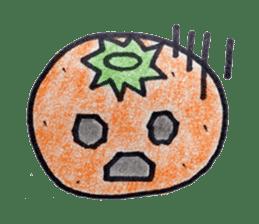 Mr.daily MIKAN sticker #1048199
