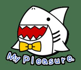 Chubby Sharkee sticker #1048242