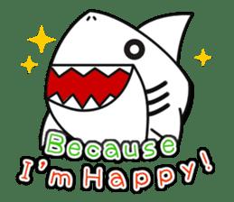 Chubby Sharkee sticker #1048243