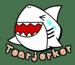 Chubby Sharkee sticker #1048244