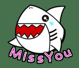 Chubby Sharkee sticker #1048247