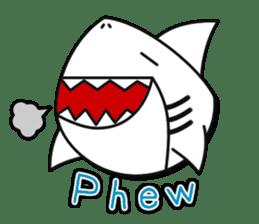 Chubby Sharkee sticker #1048248