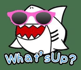 Chubby Sharkee sticker #1048260