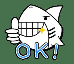 Chubby Sharkee sticker #1048261