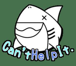 Chubby Sharkee sticker #1048262