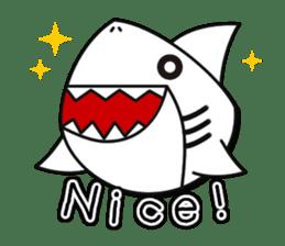 Chubby Sharkee sticker #1048266