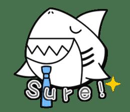 Chubby Sharkee sticker #1048269