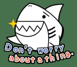 Chubby Sharkee sticker #1048271