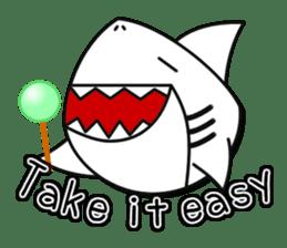 Chubby Sharkee sticker #1048272