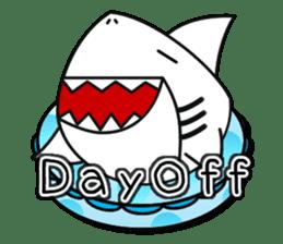 Chubby Sharkee sticker #1048273