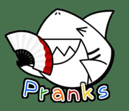 Chubby Sharkee sticker #1048274