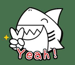 Chubby Sharkee sticker #1048275