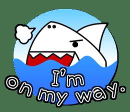 Chubby Sharkee sticker #1048276