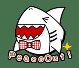 Chubby Sharkee sticker #1048277