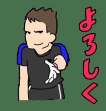 Let`s play soccer! sticker #1049286