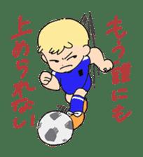 Let`s play soccer! sticker #1049297