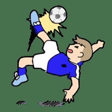 Let`s play soccer! sticker #1049300