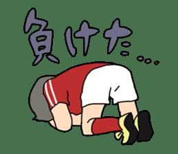 Let`s play soccer! sticker #1049314