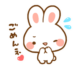 Cute animals,Sticker of negative sticker #1049442