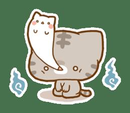Cute animals,Sticker of negative sticker #1049453