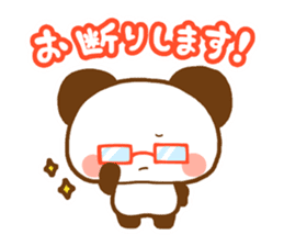 Cute animals,Sticker of negative sticker #1049455