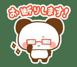 Cute animals,Sticker of negative sticker #1049455