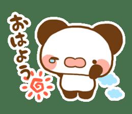 Cute animals,Sticker of negative sticker #1049457